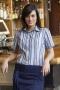 Camisa Mujer M/C Rayas